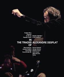 "Affiche de ""In the tracks of Alexandre Desplat"""